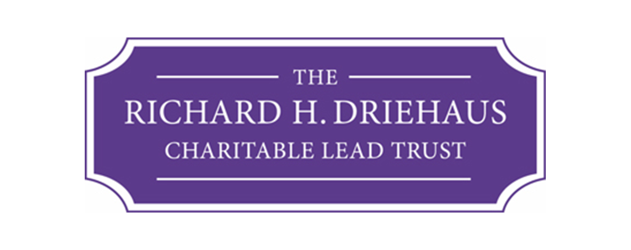 The Richard H Driehaus Charitable Lead Trust